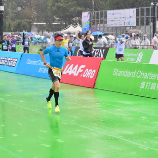 2016.01.17 香港国际马拉松