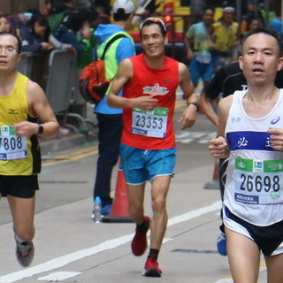 2018渣打香港马拉松