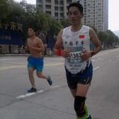 2016年福鼎首届半程马拉松