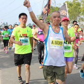 2015宁波马拉松
