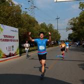 2015常熟尚湖国际半程马拉松