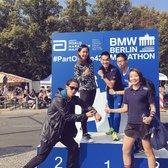 2016 Berlin Marathon