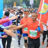 2019建发厦门国际马拉松