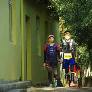 2018 凯乐石莫干山跑山赛