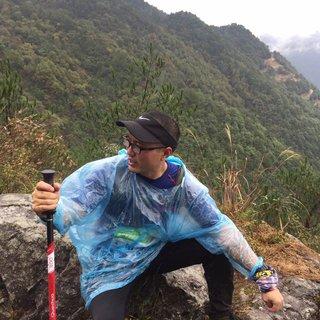 金华山之巅·百公里越野挑战赛