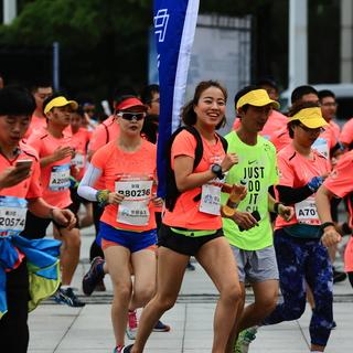 2017欢乐跑·中国10公里锦标赛【苏州站】